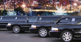Los Angeles limo fleet
